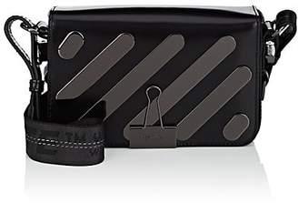 Off-White Women's Mini Leather Crossbody Bag