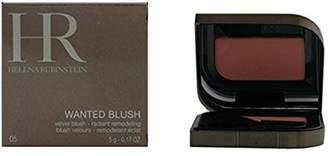 Helena Rubinstein Repairwear Wanted Blush Velvet Blush Radiant Remodeling 05 Sculpting Woodrose 5g