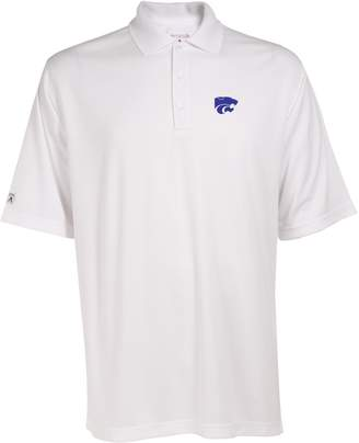 Antigua Men's Kansas State Wildcats Exceed Desert Dry Xtra-Lite Performance Polo