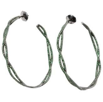 Eternamé Green White gold Earrings