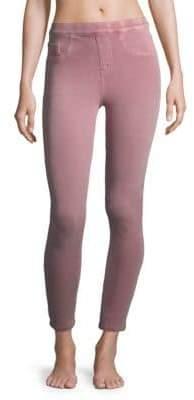 Spanx Shaping Jean-ish Ankle Leggings