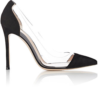 Gianvito Rossi Women's Cap-Toe Pumps $745 thestylecure.com