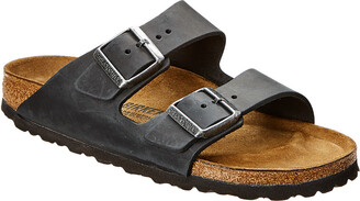 Birkenstock Arizona Oiled Leather Sandal