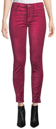 7 For All Mankind Jen7 by The Ankle Velvet Skinny Pants