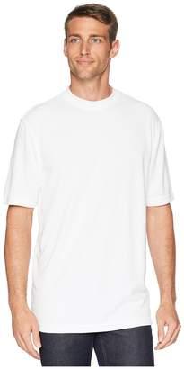 Bugatchi Textured Modal-Blend Crew T-Shirt Men's Clothing