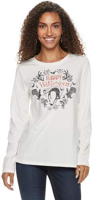 Sonoma Goods For Life Women's SONOMA Goods for Life Fall Graphic Crewneck Tee