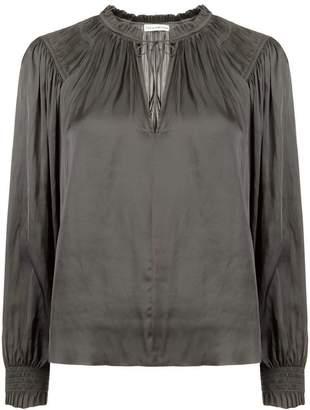 Ulla Johnson tie neck blouse