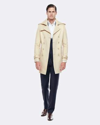 BEIGE Chadwin Trench Coat