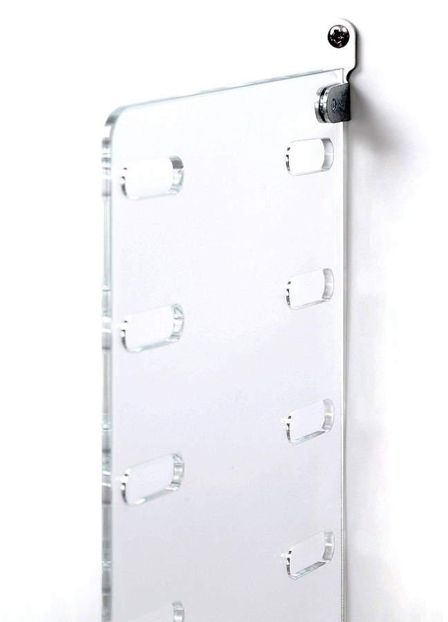 String - Seitenwand Plexiglas 75 x 30 cm (2er-Pack), klar