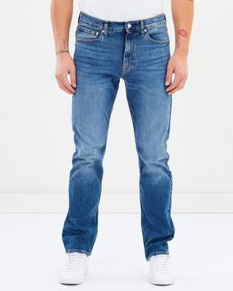 Calvin Klein Jeans Straight Fit Jeans