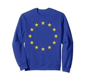 EU Flag Sweater European Union Sweater Politics Men Women