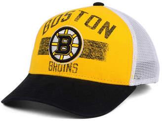 Reebok Boston Bruins Truckn Adjustable Cap