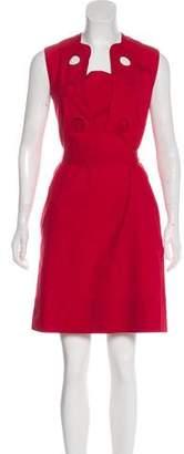 Derek Lam Sleeveless Casual Dress
