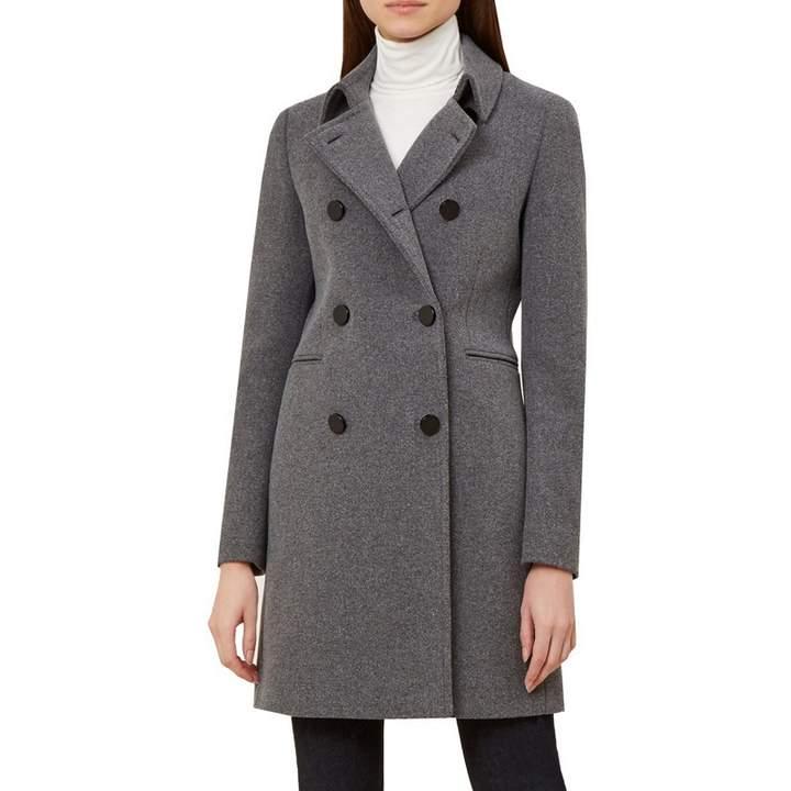 Grey 'Kester' Coat