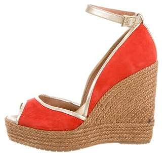 Paloma Barceló Palomitas by Open-Toe Wedges