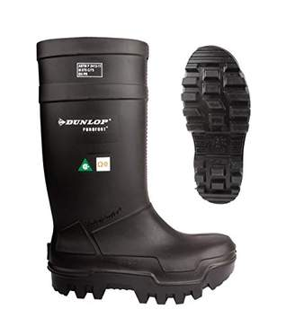Dunlop Purofort Thermo+Full Safety Boot 15