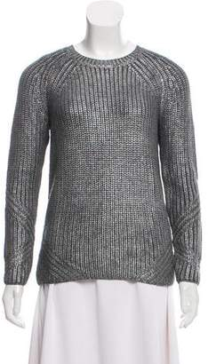 Ralph Lauren Rib-Knit Crew Neck Sweater
