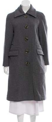 Marc by Marc Jacobs Wool Casual Coat