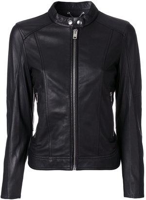 Diesel biker jacket $684.26 thestylecure.com