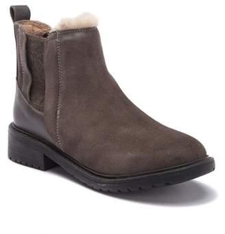 Emu Pioneer Waterproof Suede Ankle Boot (Little Kid & Big Kid)