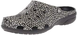 crocs Women's Freesail Animal Clog W Mule $29.99 thestylecure.com