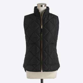 J.Crew Factory J.Crew Mercantile quilted puffer vest