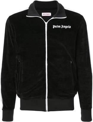 Palm Angels side panelled sport jacket