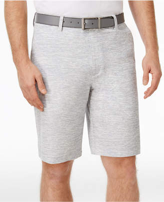 Greg Norman for Tasso Elba Men's Dash-Print Stretch Shorts, Created for Macy's $55 thestylecure.com