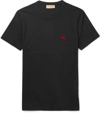 Burberry Cotton-Jersey T-Shirt