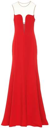 Stella McCartney Sleeveless crepe gown