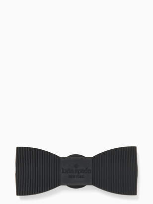 Kate Spade silicone bow stand