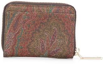 Etro paisley print purse