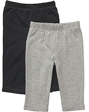 Carter's 2-pk. Gray Pants - Boys newborn-24m