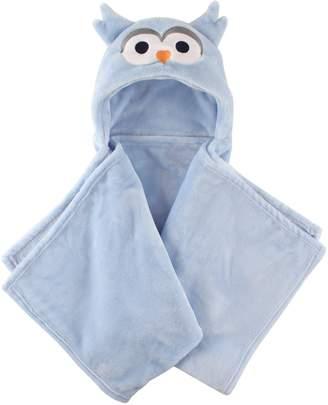 Hudson Baby Plush Hooded Blanket