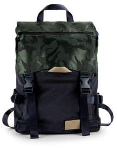 Patriot Camo-Print Backpack