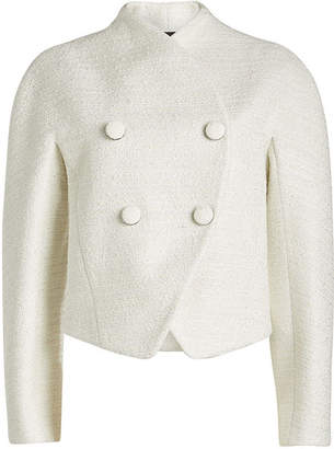 Proenza Schouler Anniversary Collection Jacket with Cotton and Wool