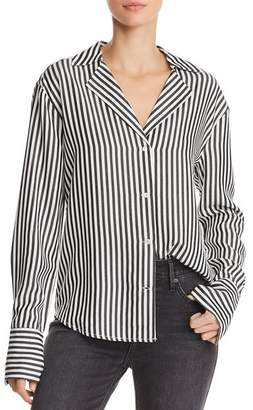 Paige Elora Striped Shirt