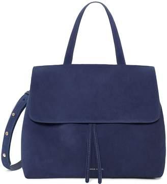 Mansur Gavriel Suede Lady Bag - Blu