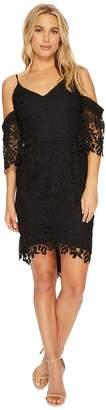 Adelyn Rae Krista High-Low Sheath Dress Women's Dress