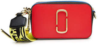 Marc Jacobs Snapshot Leather Shoulder Bag