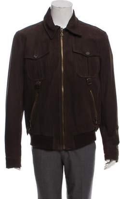f47d8c823 Buffalo Men Leather Jacket - ShopStyle