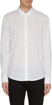 James Perse 'Standard' cotton poplin shirt