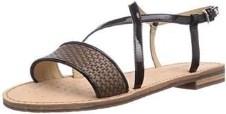 Geox Women's D Jolanda 7 Toe Ring Sandal
