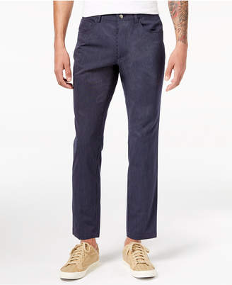 INC International Concepts I.n.c. Men's Slim-Fit Pinstripe Pants, Created for Macy's