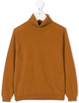 Il Gufo turtleneck sweater