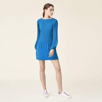 Maje Pleated dress