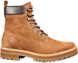 Timberland Courma Guy Waterproof Suede Ankle Boots