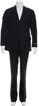 Polo Ralph Lauren Striped Wool Suit w/ Tags