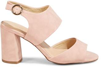 Expression Ankle Strap Sandals