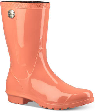 UGG Women's Sienna Mid Calf Rain Boots